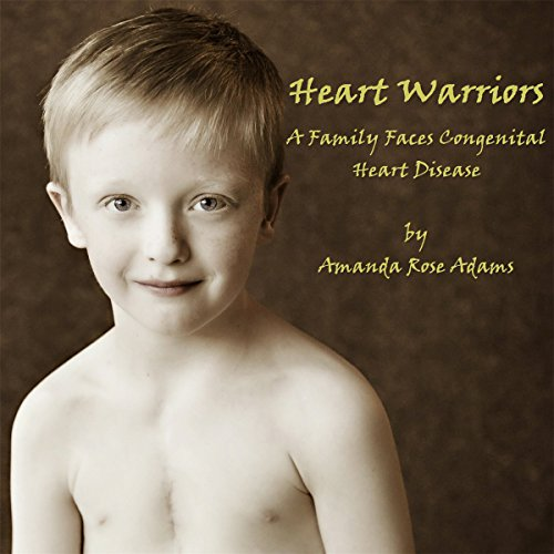Heart Warriors Audiobook By Amanda Rose Adams cover art