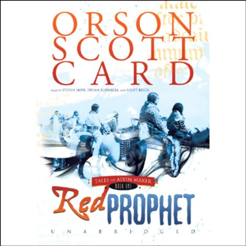 Red Prophet cover art