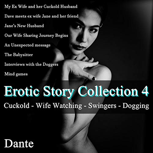 Erotic Story Collection 4 Audiobook By Dante x cover art