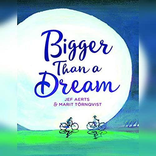 Bigger than a Dream  By  cover art