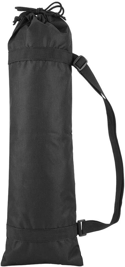 Camera Tripod Bag - Black Padded Portable Folding Rapid security rise Outdoor Oxford