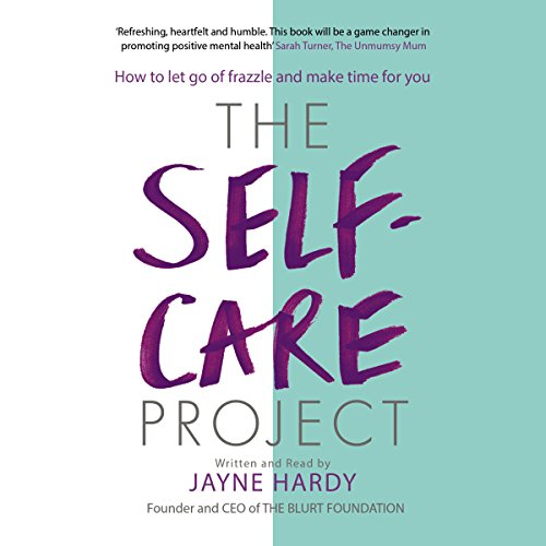 The Self-Care Project audiobook cover art