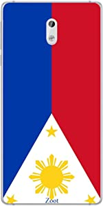 Zoot Philippines Flag Cover for Nokia 3