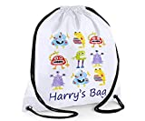 tigerlilyprints Kids Bag,Personalised Swim Bag,Girls Swim Bag, School Bags, Sports Bags, Water proof Swim Bag,...
