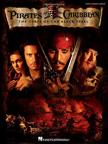 Pirates of the Caribbean: The Curse of the Black Pearl - Easy Piano solo