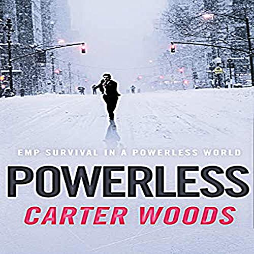 Powerless cover art