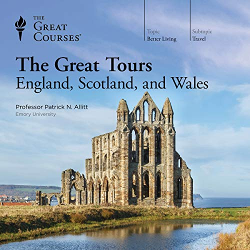 『The Great Tours: England, Scotland, and Wales』のカバーアート