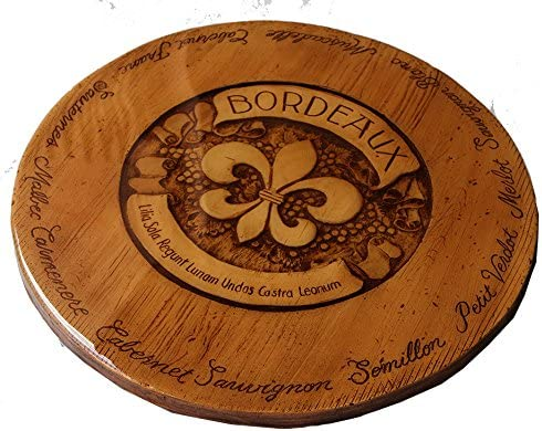 Choice French Bordeaux Tabletop Superlatite Susan Lazy