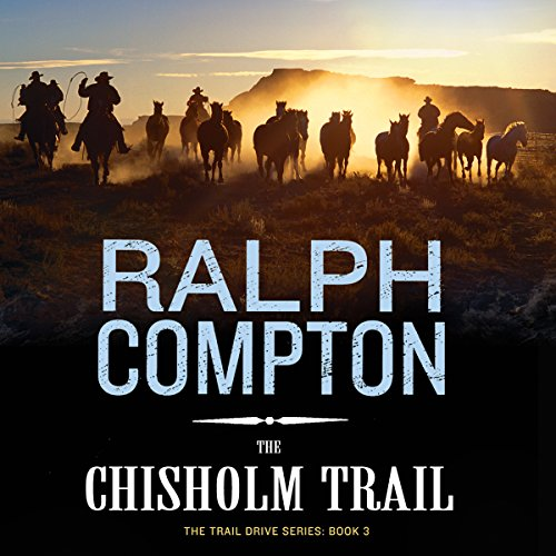 The Chisholm Trail audiobook cover art