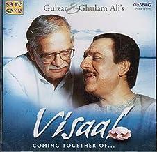 Gulzar & Ghulam Ali's - Visaal - Coming Together of... (Made In UK)