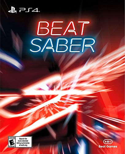 PlayStaion 4 VR Beat Saber Jeu complet Carte clé