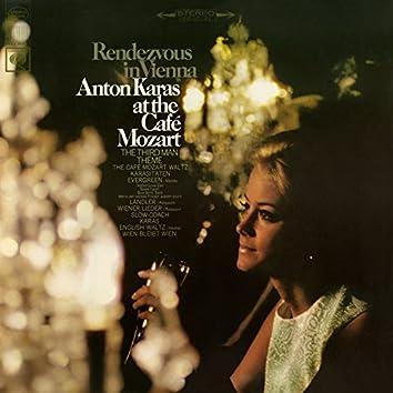 Rendezvous in Vienna: Anton Karas at the Cafe Mozart