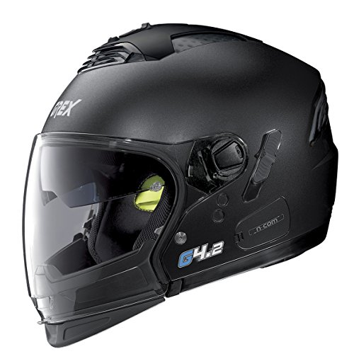 Helm Crossover Grex g4.2Pro Kinetic N Black Graphite 5XXL