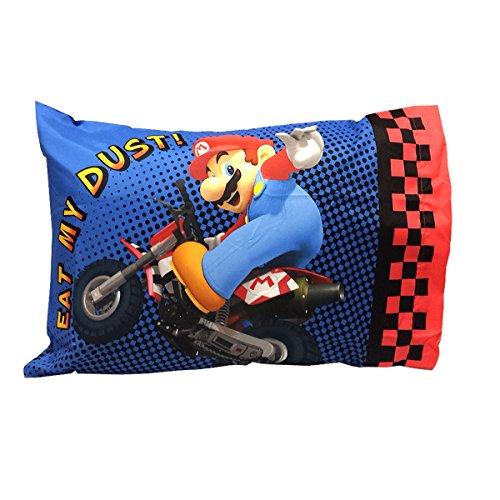Mario Kart Wii estándar de microfibra...