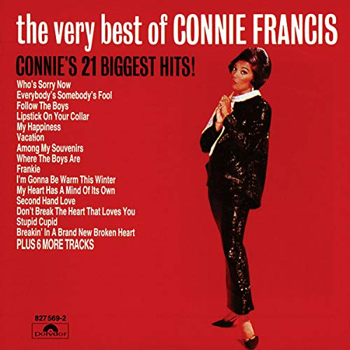 Francis Connie-The Very Best