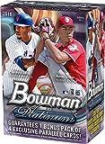 2018 Bowman Platinum MLB Baseball BLASTER box (8 pks/bx)
