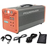 Power Station Solar Generator Electric generator Portable power packs UPS Power Supply for Outdoor RV Van Camping CACP Emergency 1066Wh with 110V AC Outlets 5V/3A USB