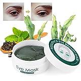 60 Pcs Hidrogel Máscara de ojo Parche remoción de círculos oscuros reafirmante hidratante cuidado...