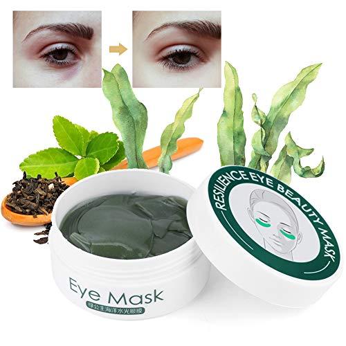 60 Pcs Hidrogel Máscara de ojo Parche remoción de círculos oscuros reafirmante hidratante cuidado de los ojos parches