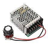 Regulador monofásico de la velocidad del motor de 220V AC Controlador del motor DC 4KW