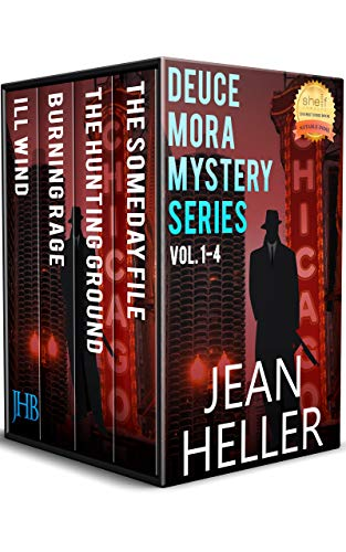 Deuce Mora Mystery Series Vol. 1-4 (English Edition)
