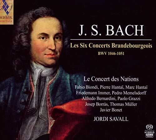 Brandenburg Concertos Nos.1-6