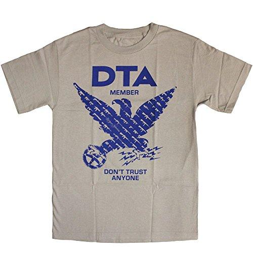 DTA RS Birdshow T-Shirt Silver Blue[S]