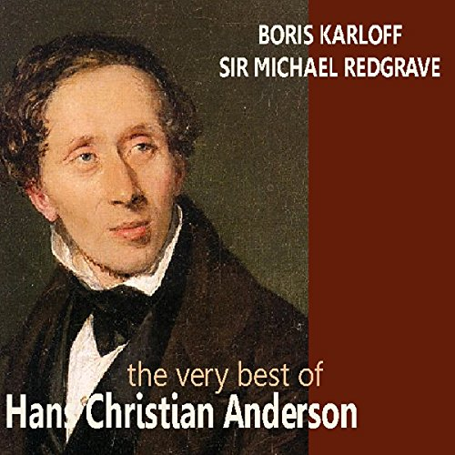 The Very Best of Hans Christian Andersen audiobook cover art