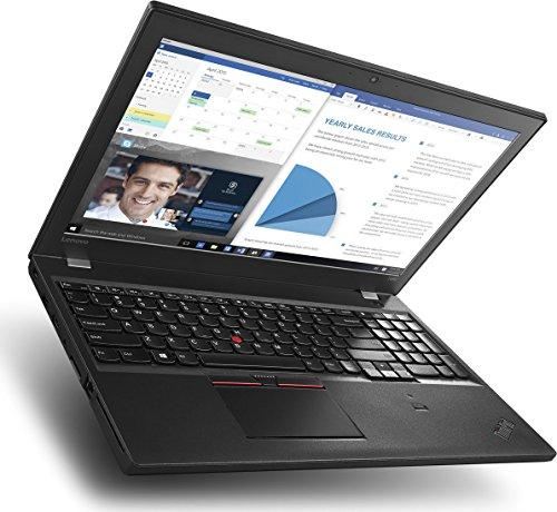 Lenovo ThinkPad T560 15,6 Zoll 1920x1080 Multi Touch IPS Display Full HD Intel Core i5 256GB SSD Festplatte 16GB Speicher Win 10 Pro Webcam Notebook Laptop Ultrabook (Generalüberholt)