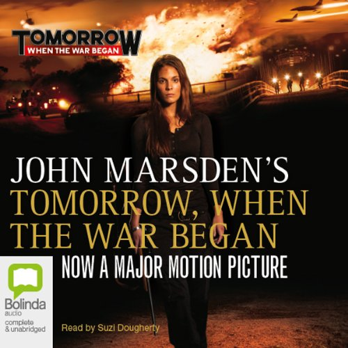 Tomorrow, When the War Began audiobook cover art