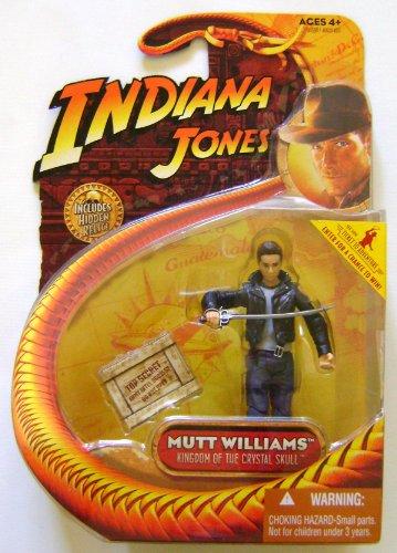 Mutt Williams Indiana Jones Kingdom of The Crystal Skull Hasbro Action Figure