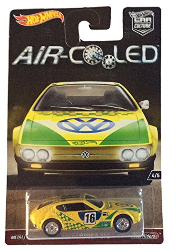 Hot Wheels 1:64 Scale Air-Cooled Car Culture Volkswagen SP2 4/5