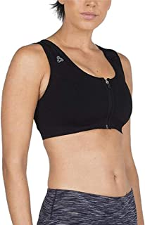 ALIGNMED AlignSport Sports Bra Seamless - Increase Upper Body Strength & Oxygen Intake, Improve Support During Exercise & ...