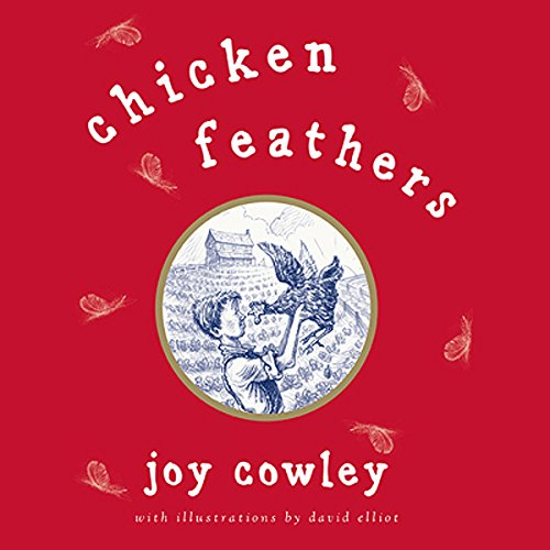 Chicken Feathers audiobook cover art