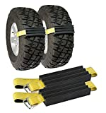 Best Snow Chains - TRACGRABBER Trac-Grabber – Snow, Mud and Sand Tire Review