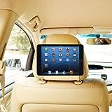 TFY Car Headrest Mount Holder for iPad Mini & iPad...
