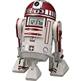 STAR WARS ( スターウォーズ ) R4-P17 音声 ・ アクション 目覚まし キャラクター 時計 デジタル 赤 リズム時計 8ZDA21BZ01