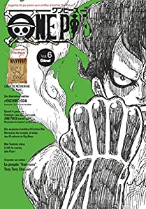 One Piece Magazine Edition simple Tome 6