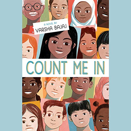 Count Me In audiobook cover art