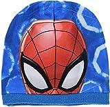 Marvel - Gorro - para niño Azul Azul 54 cm (Eedad 4-8)