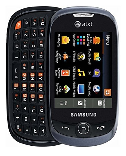 Samsung Galaxy Flight II A927 3G Touchscreen QWERTY Slider Cell Phone - AT&T