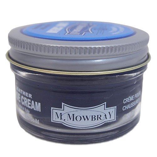 M.MOWBRAY エム.モゥブレィ シュークリームジャー 50ml ライトネイビー