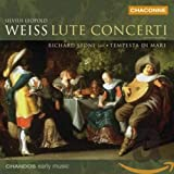 Weiss: Lute Concerti - Richard Stone