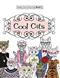 Really COOL Colouring Book 2: Cool Cats (Really COOL Colouring Books, Band 2)