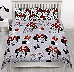 Officially Disney Licensed Product Duvet Size: 200cm x 200cm, 2 x Pillow Cases size: 48cm x 74cm 100% Microfibre Co-ordinating bedding accessories also available. Browse blankets, cushions, towels, curtains, duvets by typing franchise name & design n...