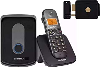 Interfone Sem Fio Porteiro Eletrônico Intelbras e Fechadura