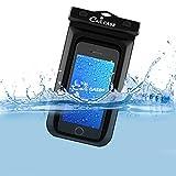 CaliCase Universal Waterproof Floating Case - Black