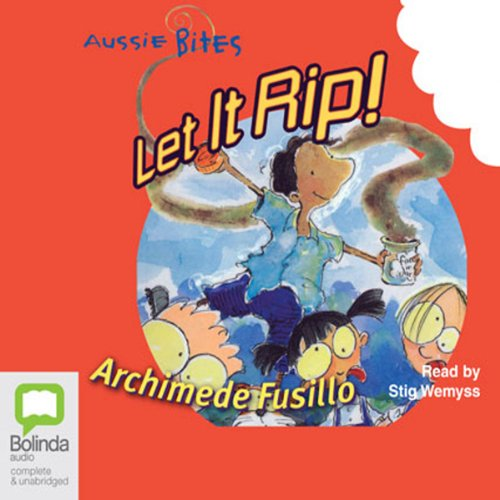 Let It Rip audiobook cover art