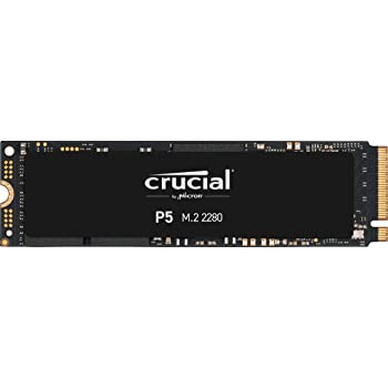 Crucial P5 500GB 3D NAND NVMe Internal SSD, up to 3400MB/s - CT500P5SSD8