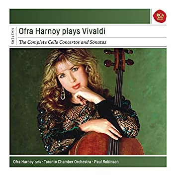Ofra Harnoy plays Vivaldi
